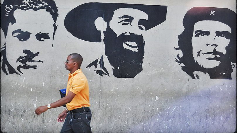 Black Lives Matter and Cuba