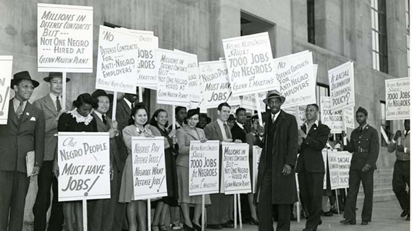 """""""A forthright stand"""": Communists in the struggle for Black lives"""