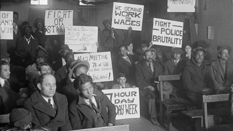 Unemployed Councils of the 1930s: A brief history