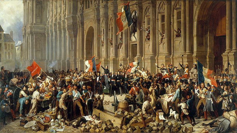 Engels: Political action as a revolutionary act
