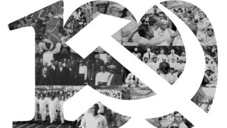 100 years of the communist movement in India
