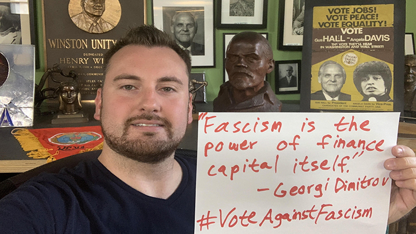 Call to action: Vote against fascism!