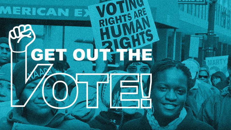 Vote against the rising fascist threat