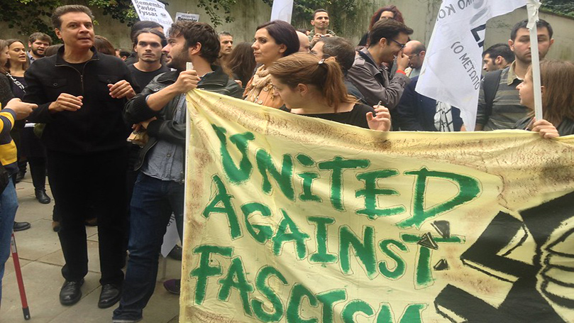 From Michigan to Greece, neo-fascist groups on the rise