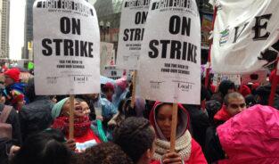 Trump's defeat will boost labor movement