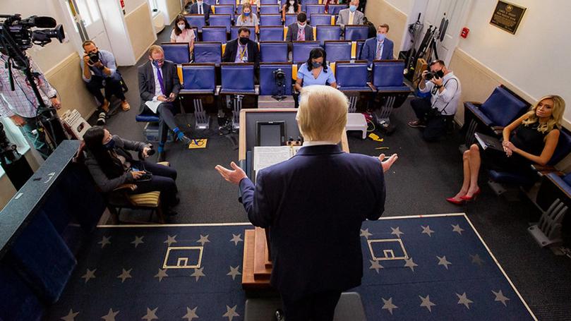 This Week @CPUSA: Covid-19 strikes the White House