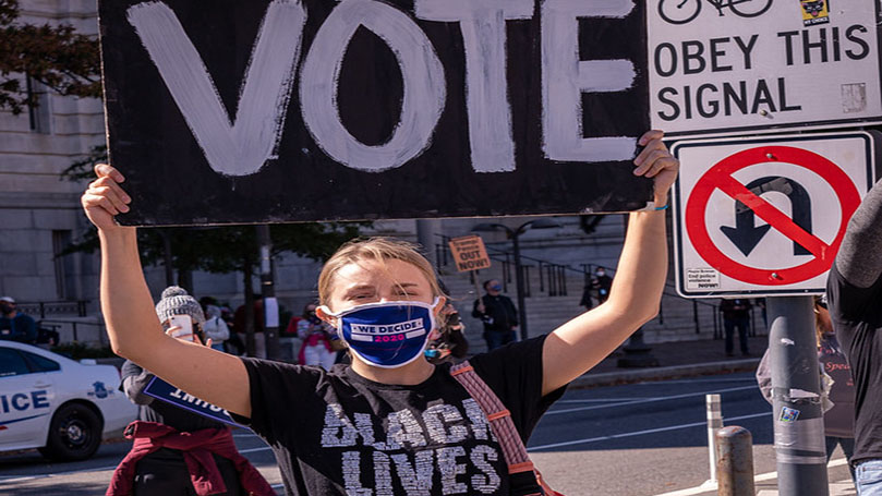 The voter uprising: A sign of good things to come?