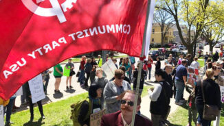 Maintaining momentum: Next steps in building the CPUSA