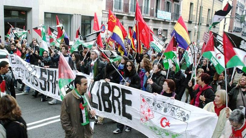 International Notes: Solidarity with Western Sahara