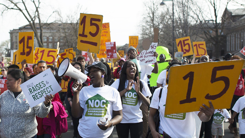 This Week @CPUSA: Is the $15 minimum wage in trouble?