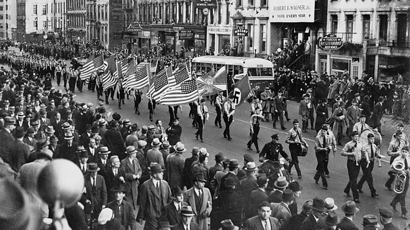 A Deeper Look: The origin of fascism in the USA
