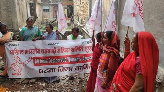 The Marxist Classes: Women's resistance in India