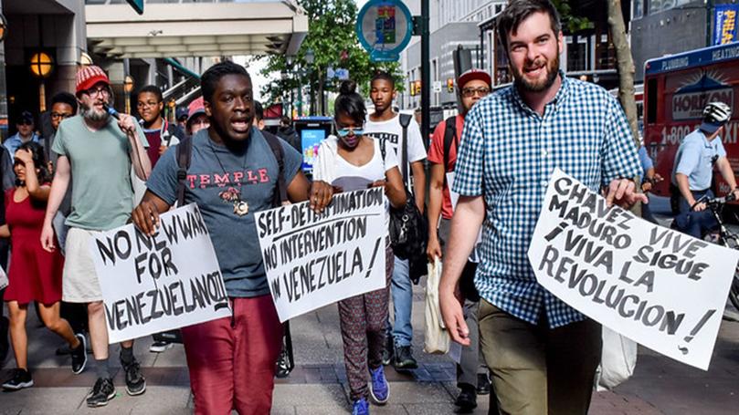 The Marxist Classes: Imperialism's assault on Venezuela
