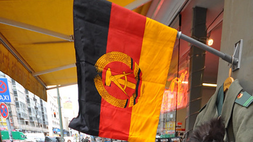 Recovering East Germany's socialist history