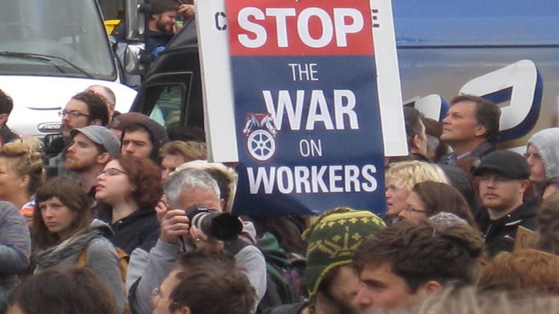 This Week @CPUSA: COVID capitalism and the reserve army of the unemployed